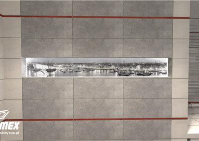 Projekt Łazienki 3D Palmex (Majówka 2017)